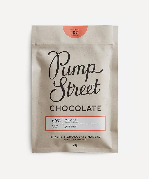 Pump Street Bakery - Vegan Oat Milk 60% Chocolate Bar 70g