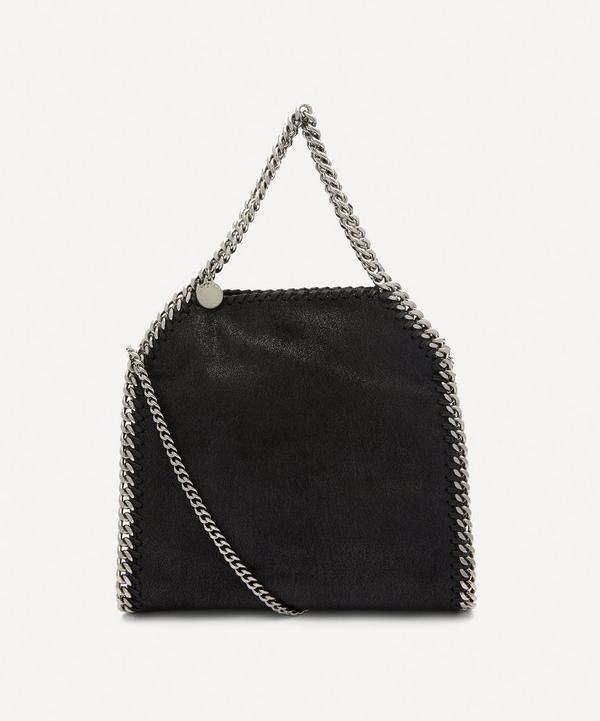 Stella McCartney - Mini Falabella Faux Leather Tote Bag