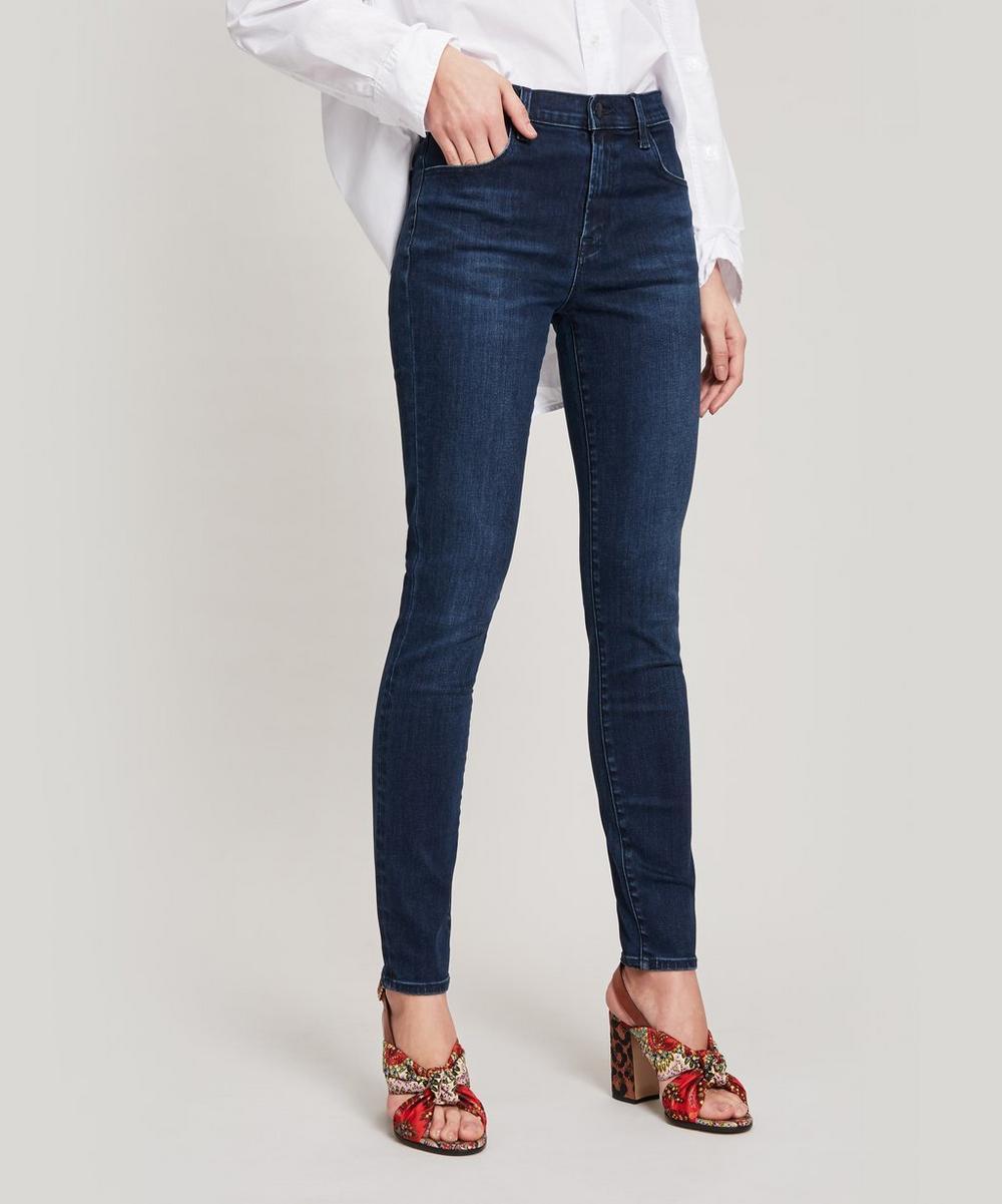 Maria High-Rise Photoready Skinny Jeans