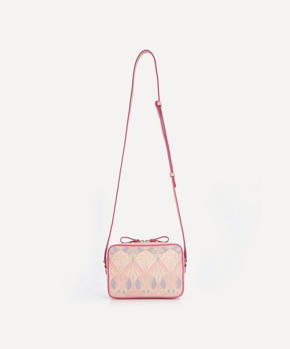 Bonnie Printed Leather Maddox Cross-Body Bag
