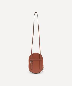 Leather Cap Bag