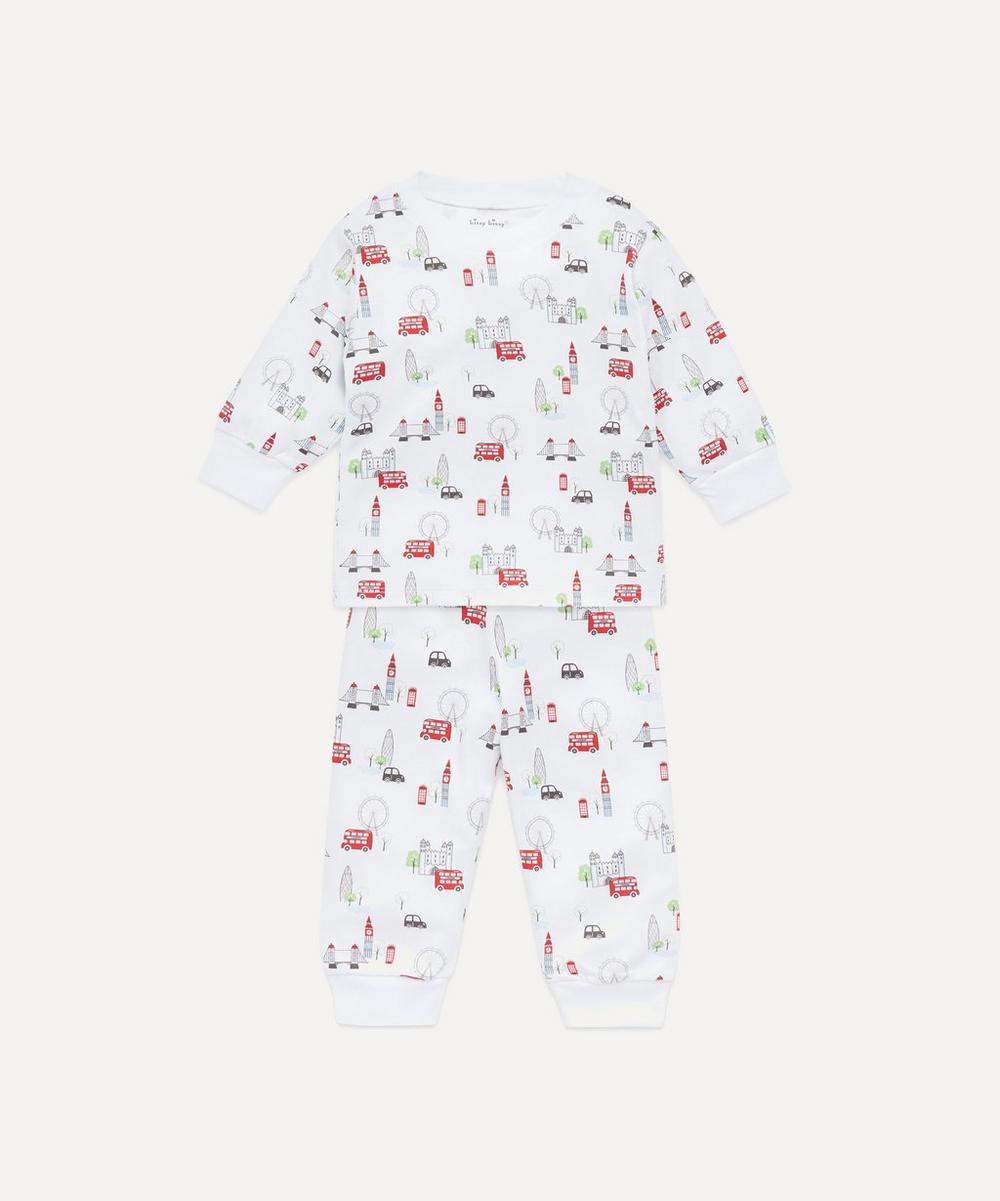 London Landmarks Long Pyjama Set 12-24 Months