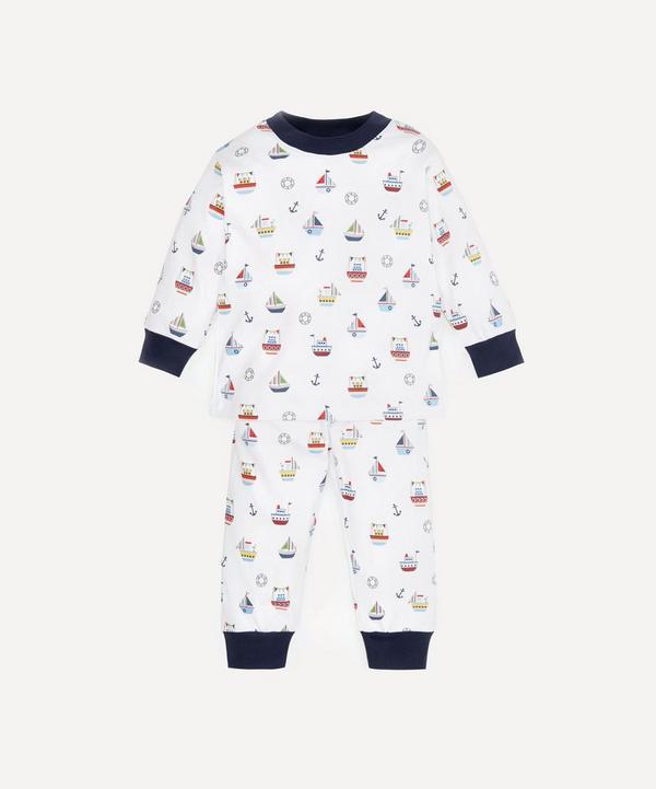 Windjammers Long-Sleeved Pyjama Set 12-24 Months