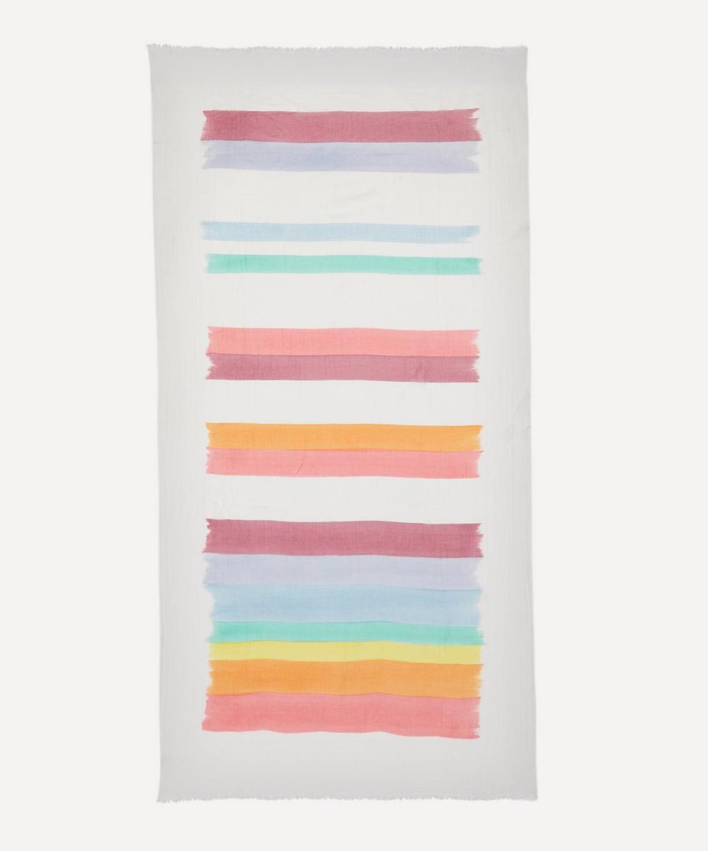 Paint Stripe Scarf