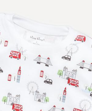 London Landmarks Short Pyjama Set 2-6 Years