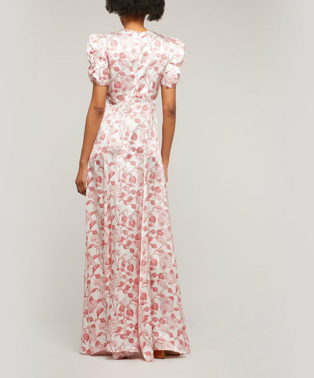 American Chevron Dress