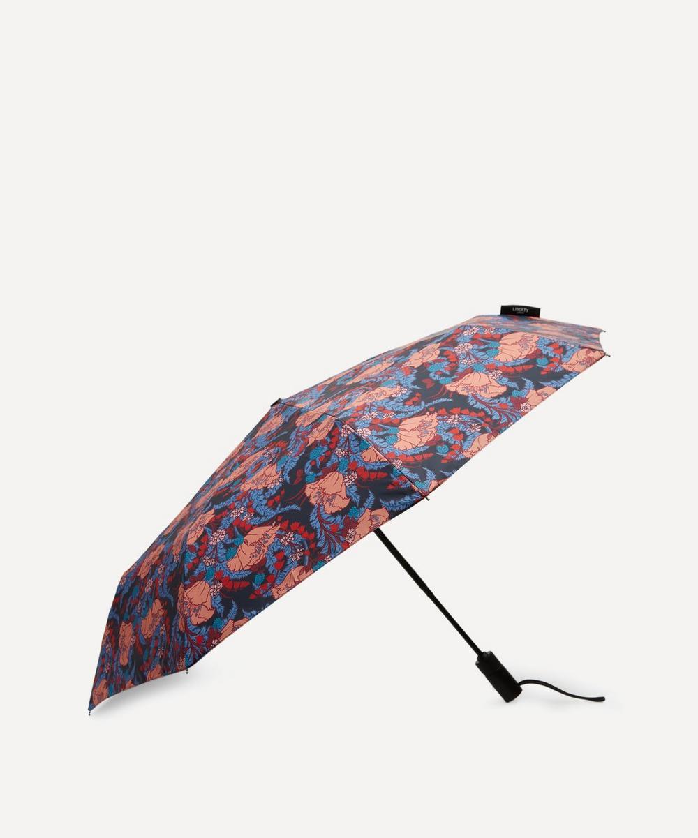 Liberty - June Print Compact Umbrella