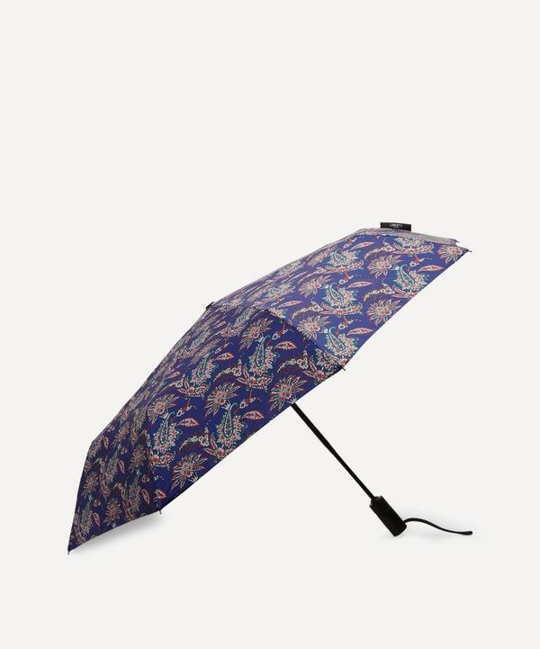 Liberty - Leontine Print Compact Umbrella