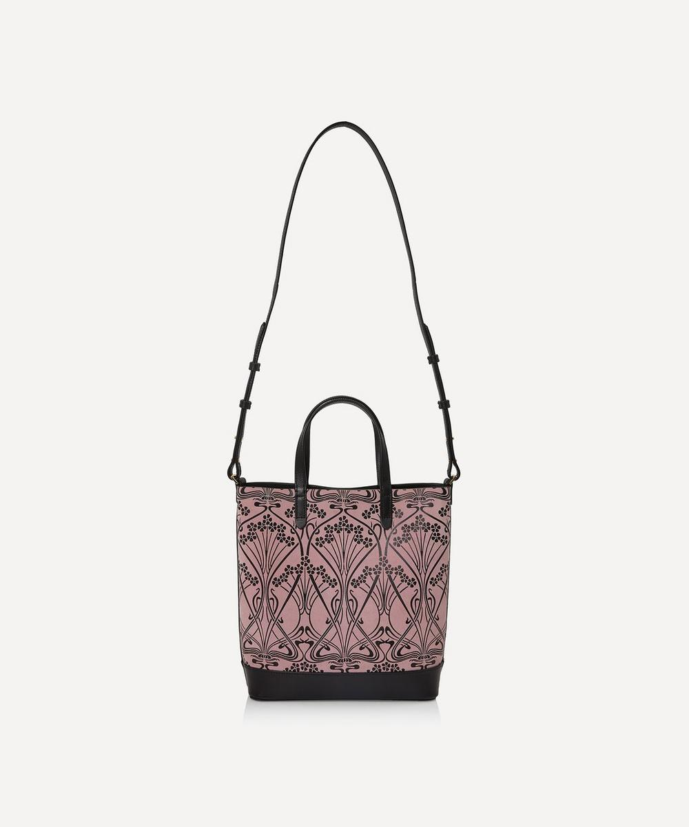 Ianthe Suede Toy Tote Bag