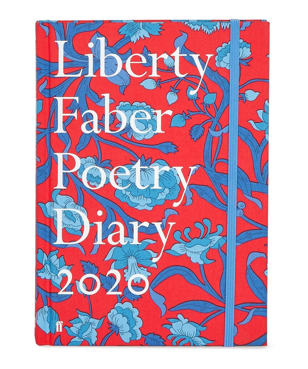 Liberty Faber Poetry Diary 2020