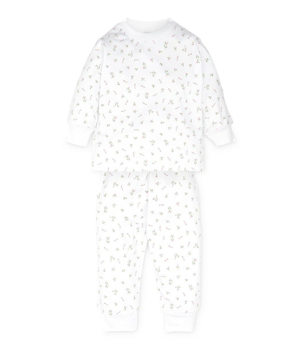 Garden Roses Long-Sleeved Pyjama Set 12-24 Months