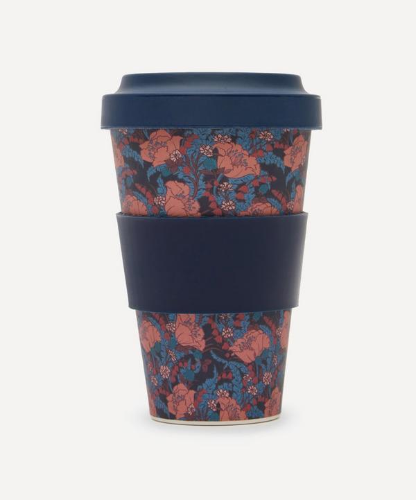 Liberty - June Print Bamboo Takeaway Coffee Cup