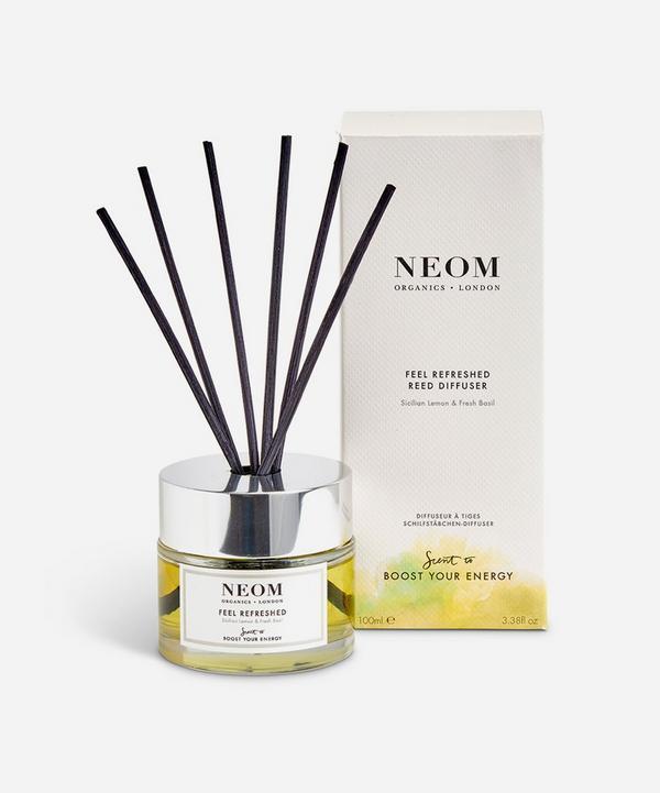 NEOM Organics - Feel Refreshed Reed Diffuser 100ml