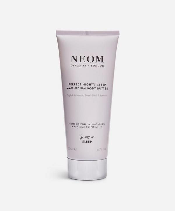 NEOM Organics - Perfect Night's Sleep Magnesium Body Butter 200ml