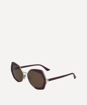 Edge Angular Sunglasses