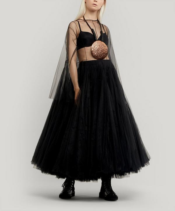 Voluminous Tulle Dress