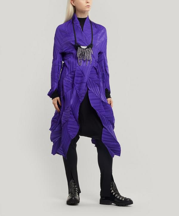 Structural Pleated Jacket