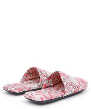 Dora Tana Lawn Cotton Travel Slippers