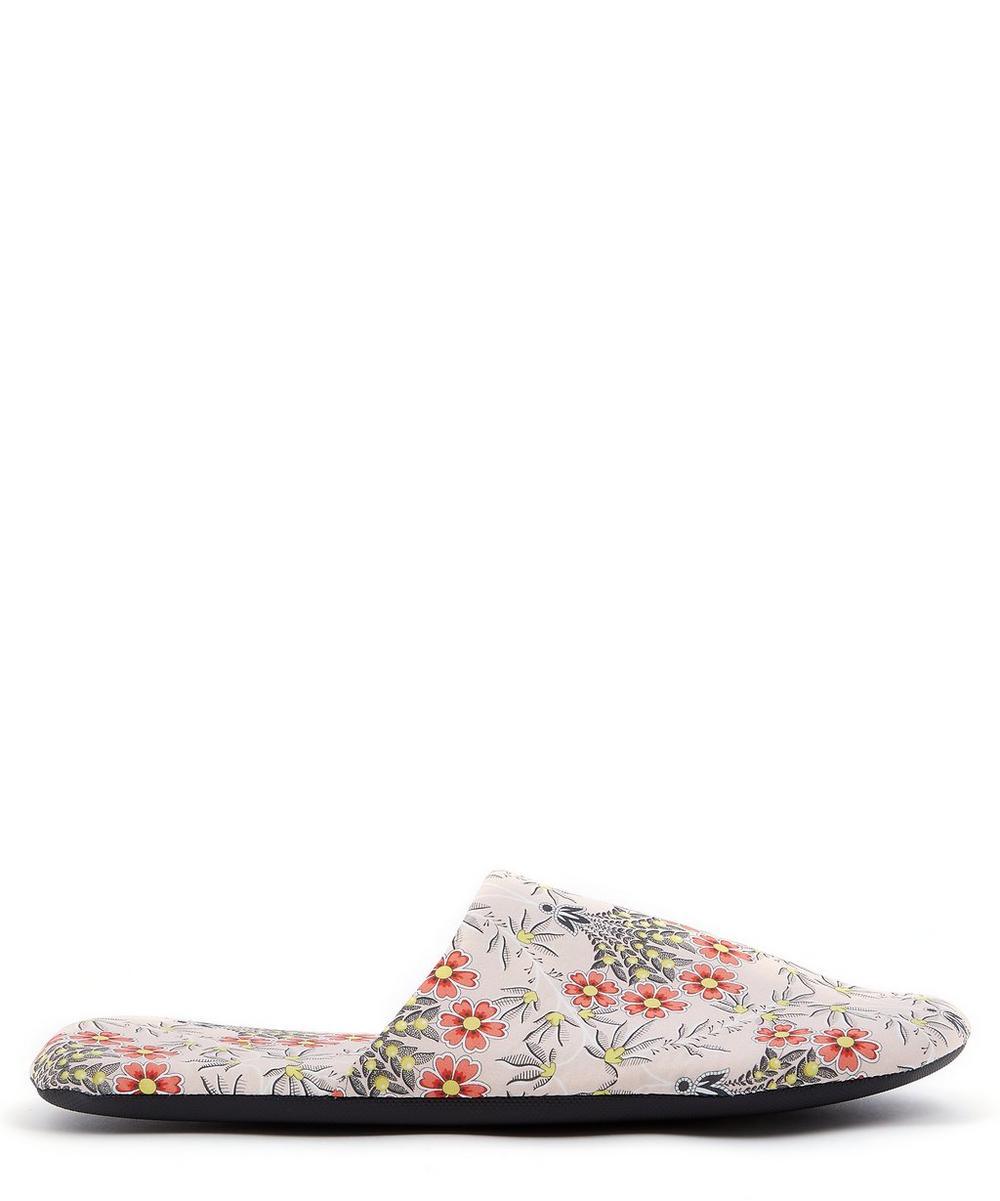 Estelle Tawn Lawn™ Cotton Travel Slippers