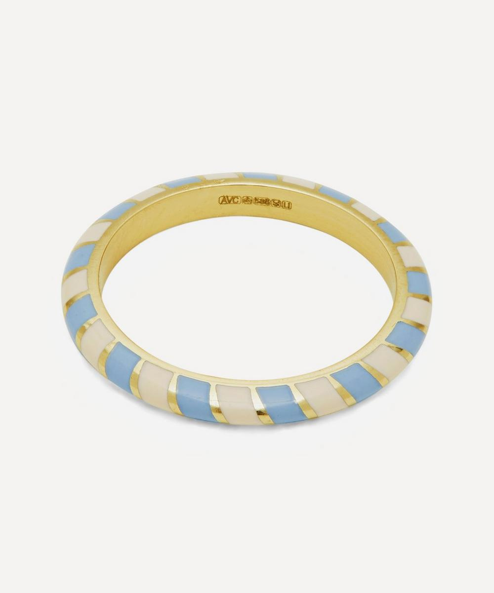 Gold Memphis Slim Candy Ring