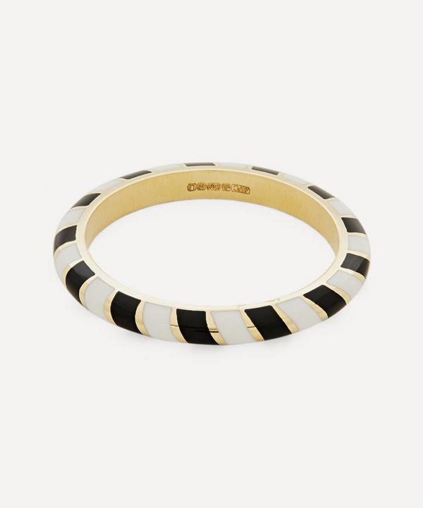 Alice Cicolini - 14ct Gold Memphis Slim Candy Ring