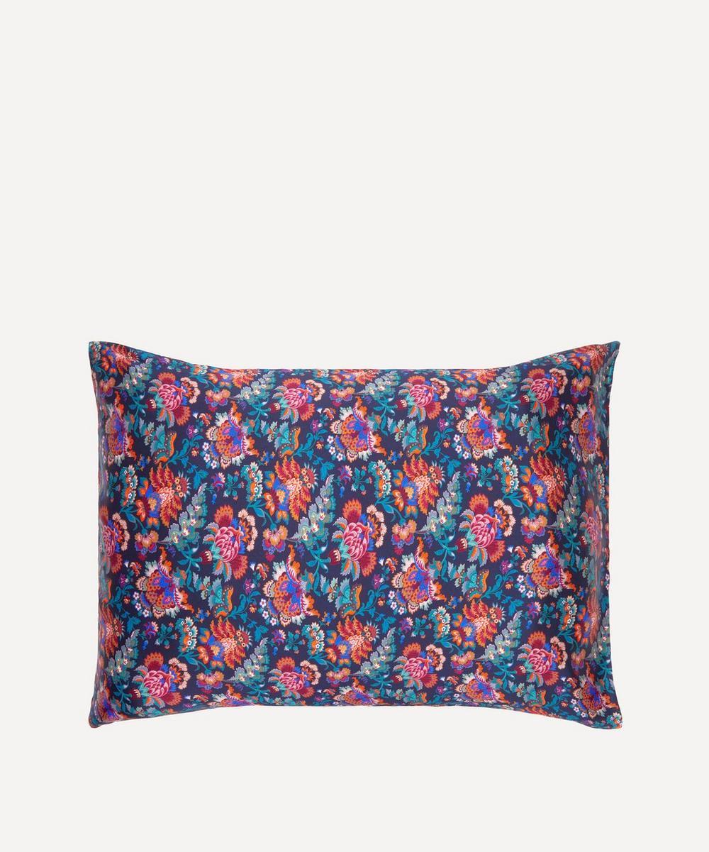 Liberty - Madeleine Silk Satin Pillowcases Set of Two