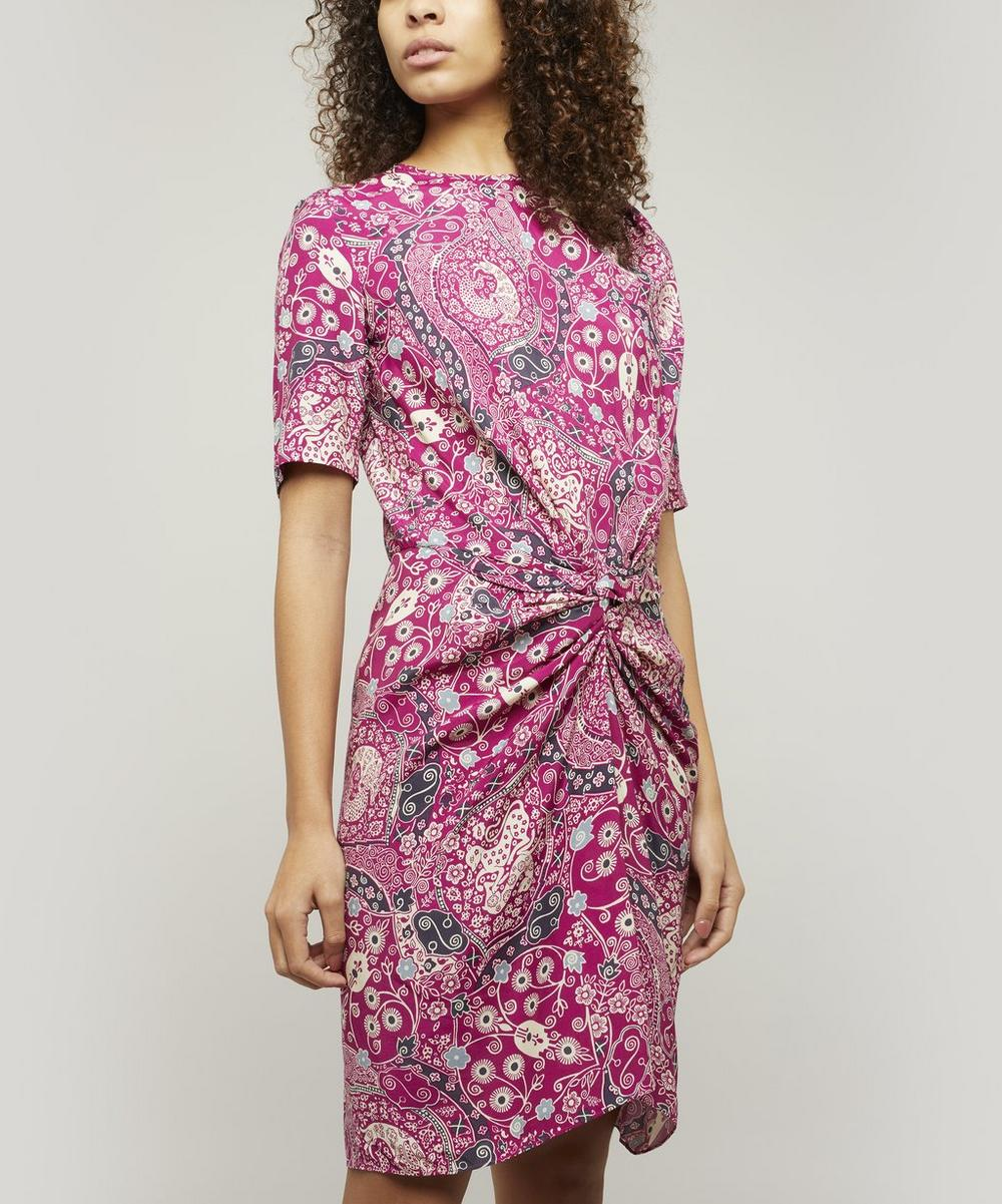 Bardeny Mini-Dress