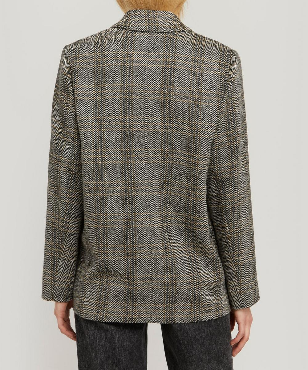 Charly Single-Breasted Wool Jacket