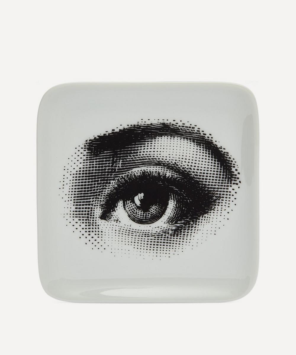 Quadrato Occhio Square Decorative Tray