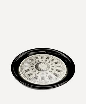 Cortile Round Iron Tray