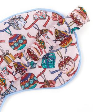 House of Gifts Tana Lawn™ Cotton Eye Mask