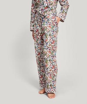 Jeweltopia and House of Gifts Tana Lawn™ Cotton Pyjama Set