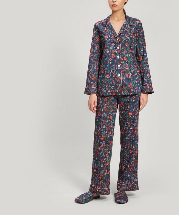 Jeweltopia and House of Gifts Tana Lawn Cotton Pyjama Set
