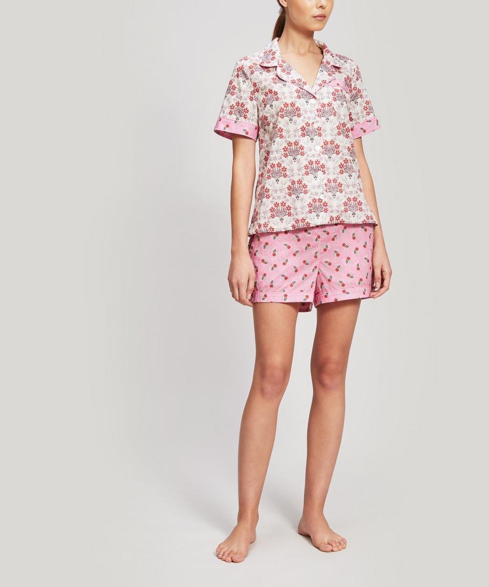 Estelle and Poppy Florence Tana Lawn™ Cotton Short Pyjama Set