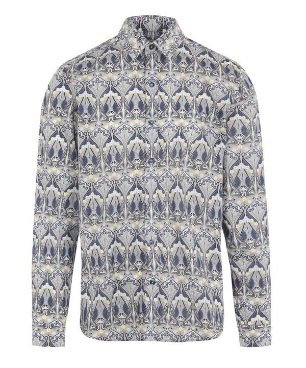 Ianthe Tana Lawn™ Cotton Long-Sleeved Lasenby Shirt