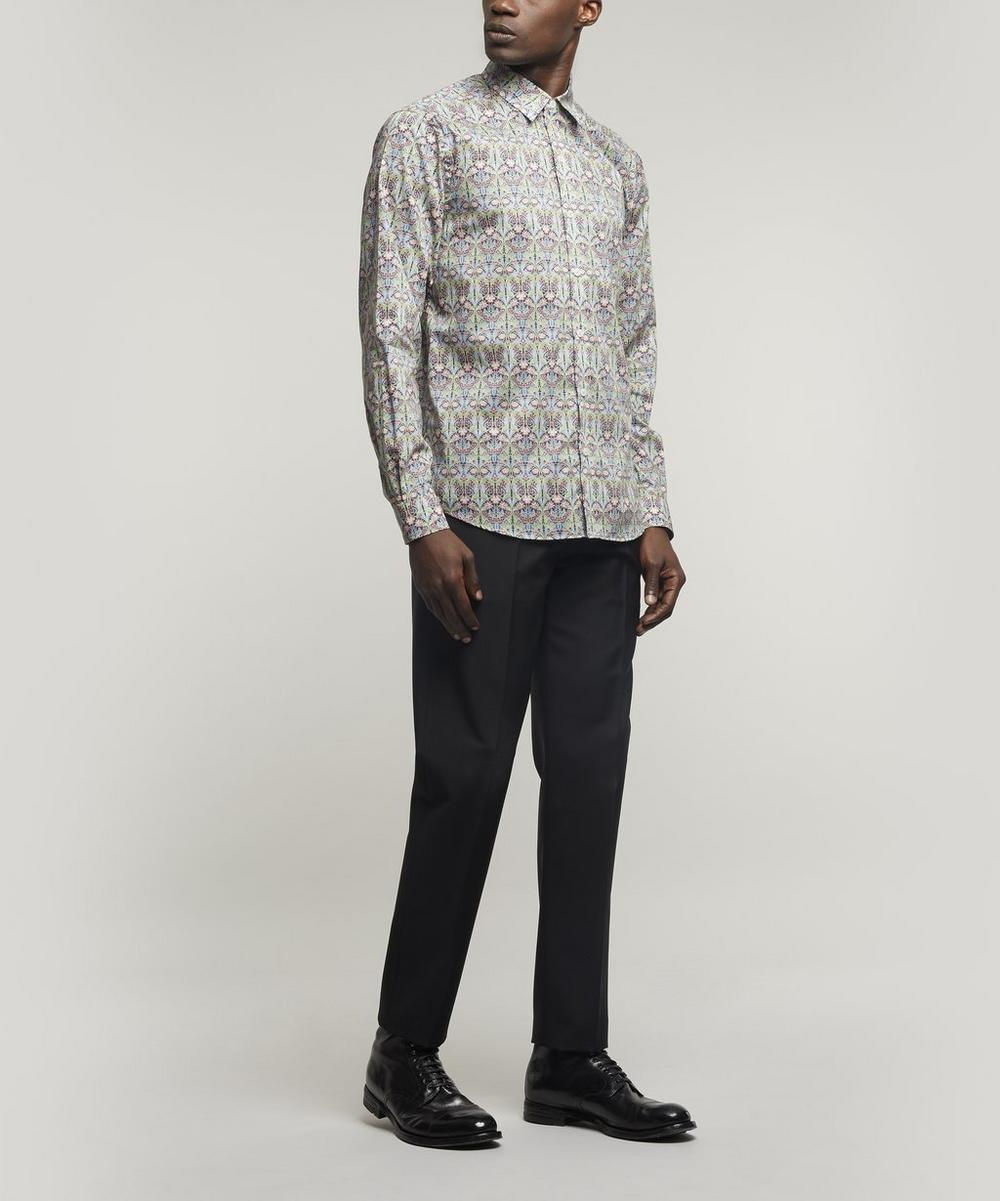 Mini May Tana Lawn™ Cotton Long-Sleeved Lasenby Shirt
