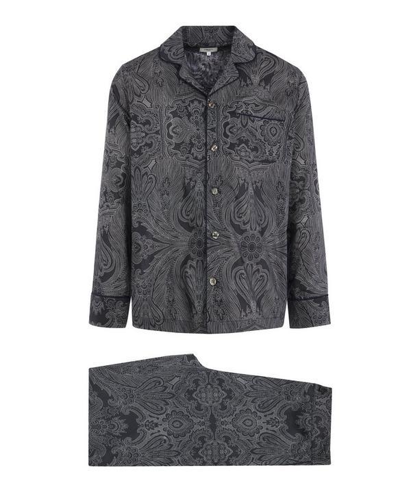 Francis Tana Lawn™ Cotton Long Pyjama Set