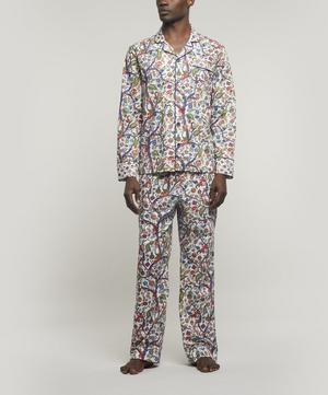 Jeweltopia Tana Lawn™ Cotton Long Pyjama Set
