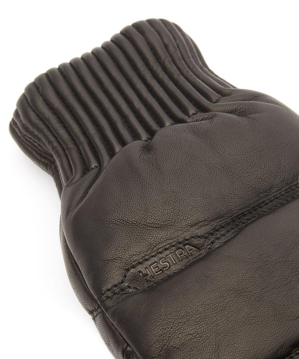 Valdres Insulating Leather Mittens