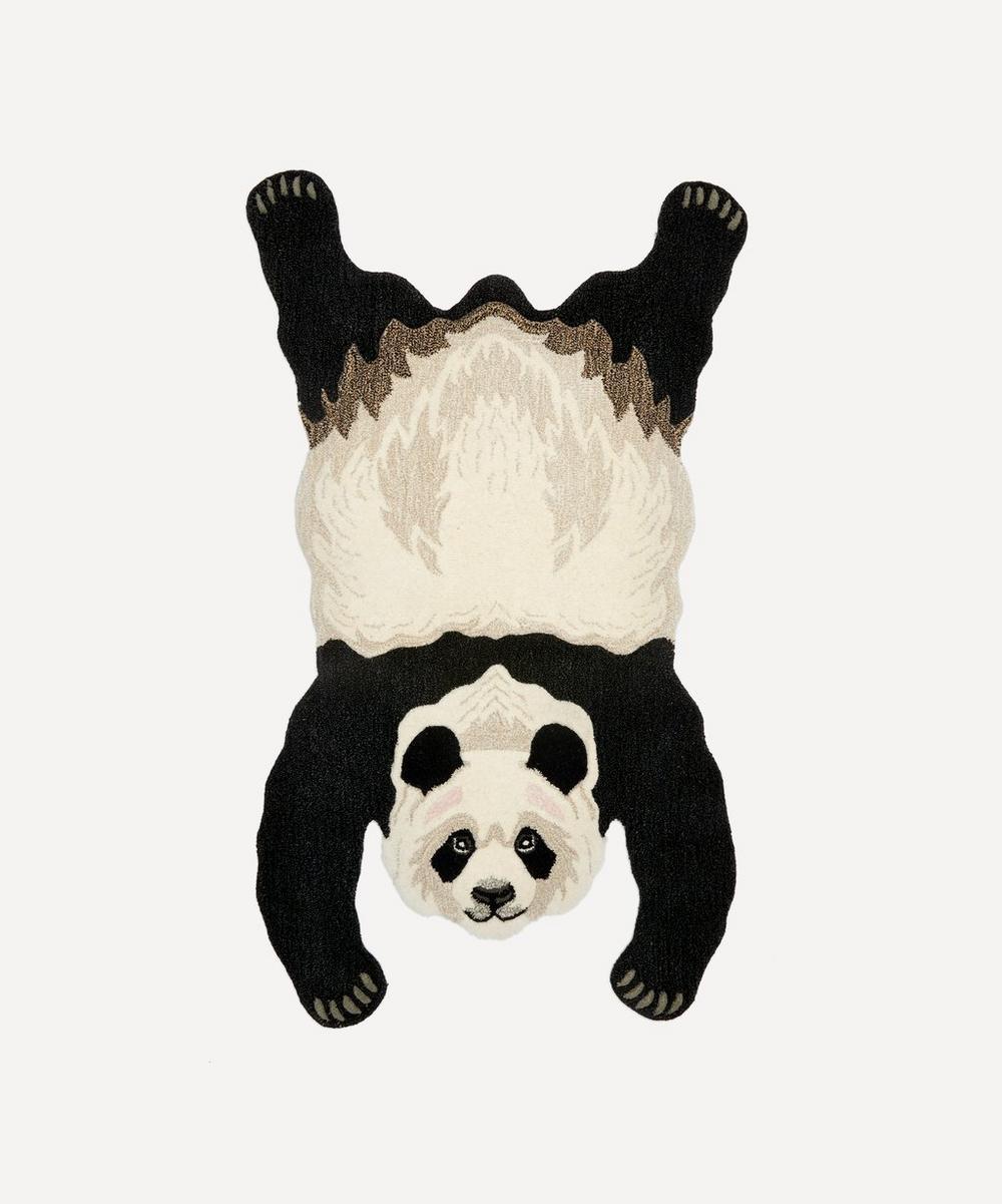 Large Plumpy Panda Rug