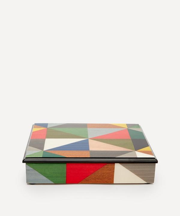 Biagio Barile - Specchio Wooden Box