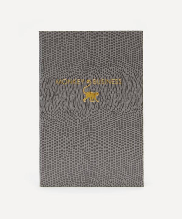 Sloane Stationery - Monkey Business Pocket Notebook