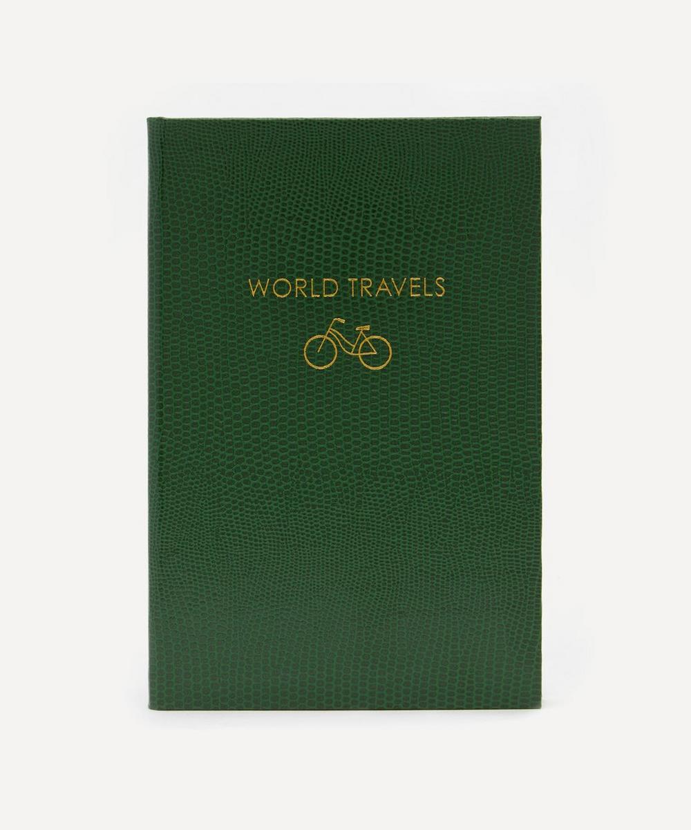 World Travels Pocket Notebook