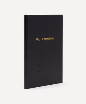 Fact Nonsense Pocket Notebook