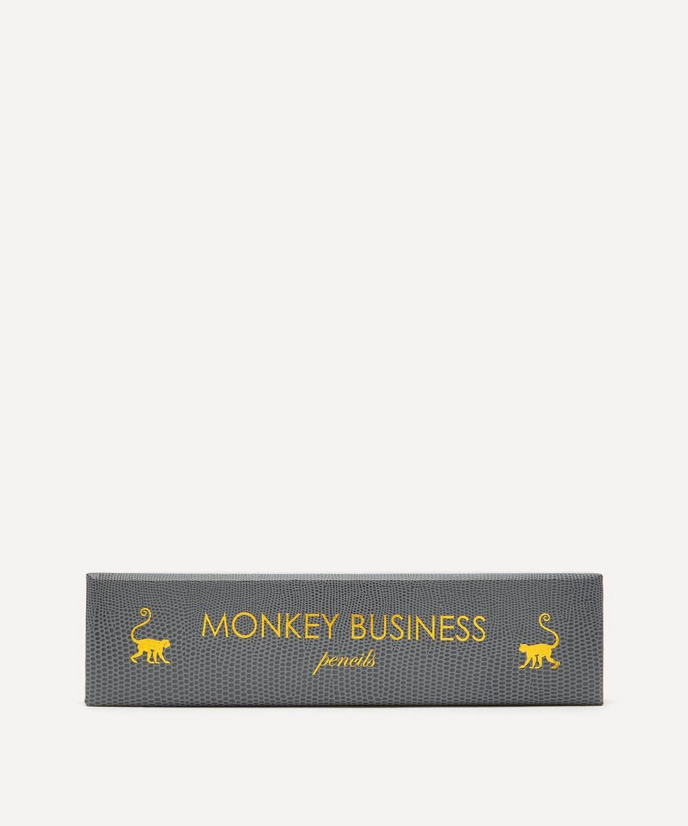 Monkey Business Pencils Set of Ten