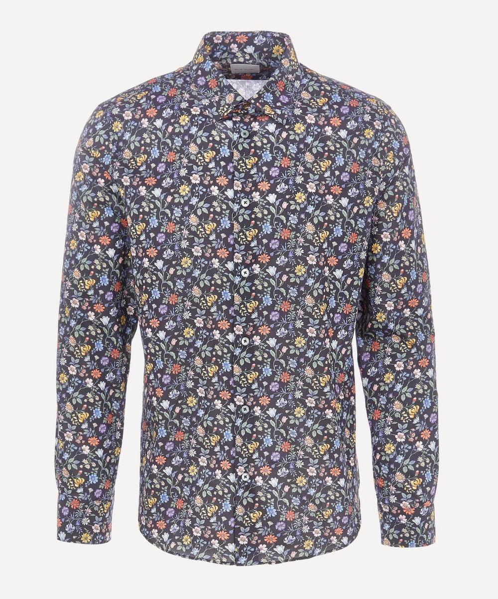 Exclusive Liberty Fabrics Lily Fields Cotton Shirt