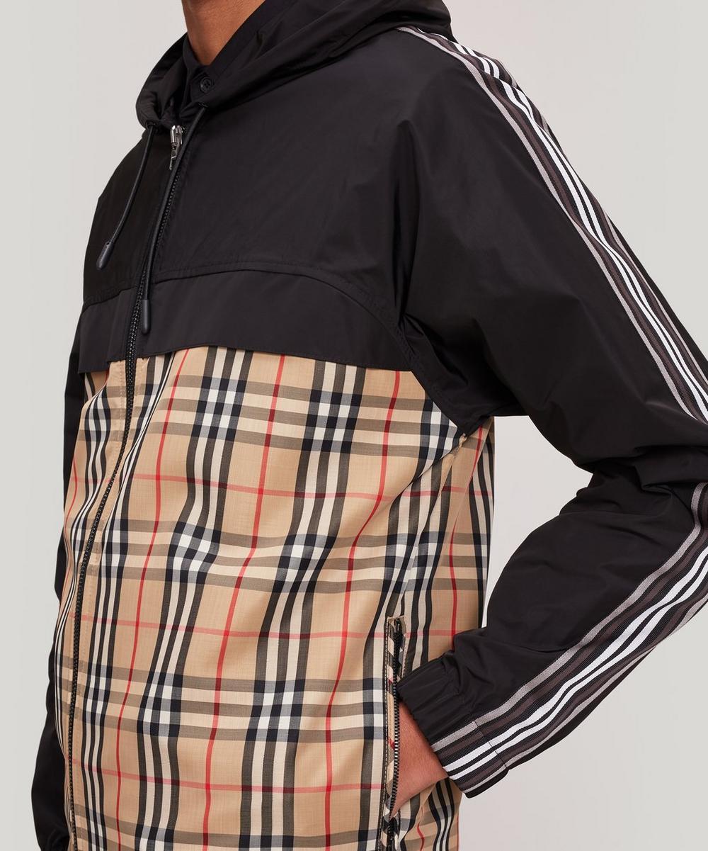 Compton Check Shell Jacket