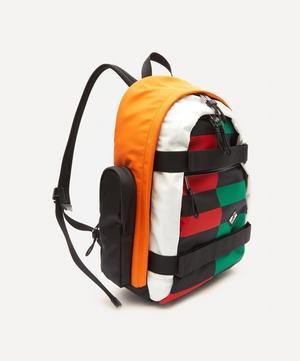 Large Colour-Block ECONYL Nevis Backpack