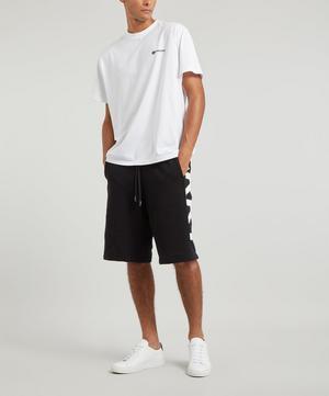 Justin Logo-Print Cotton T-shirt