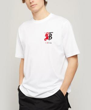 Hesford Logo-Embroidered Cotton T-shirt